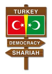 Turkey, Democracy or Shariah