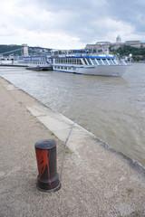Budapest Castle and Chain bridge