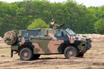 Dutch military
