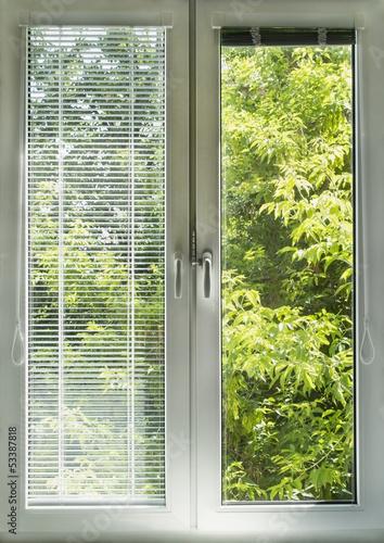 Fototapeta Window view