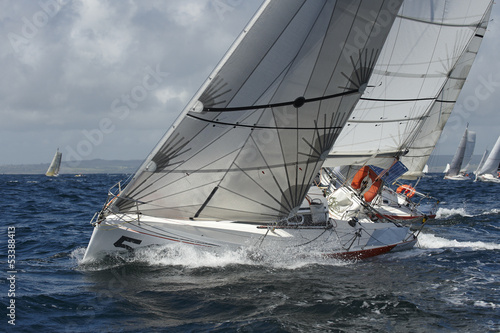 course de voiliers - 53388413