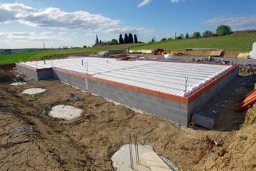 construction maison - isolation plancher ourdis  # czm