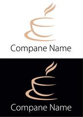 Cup logo vector