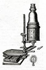 John Marshall's (1663–1725) microscope