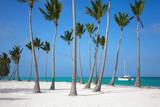 Fototapety Cap Cana Beach, Dominican Republic