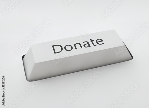 Donate - keyboard button