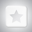 White plastic share button for app