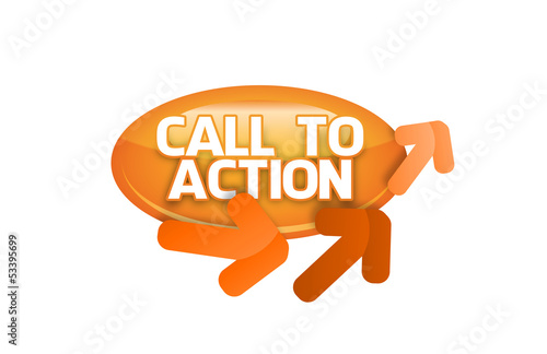 Call to Action, Landing Page, Web marketing