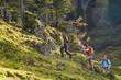 Herbsttour im Gebirge