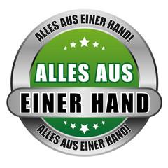 5 Star Button grün ALLES AUS EINER HAND DTO DTO