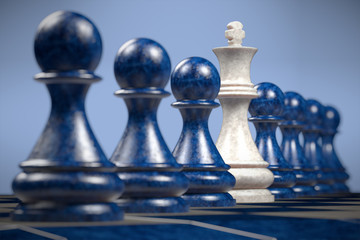 chess: different