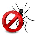Vector pesticide icon poster