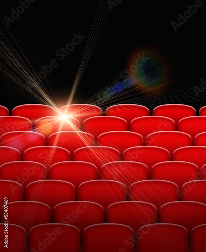 audience seats