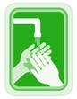 Clean hand