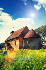 sunshine rural church