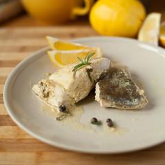 ryba gotowany