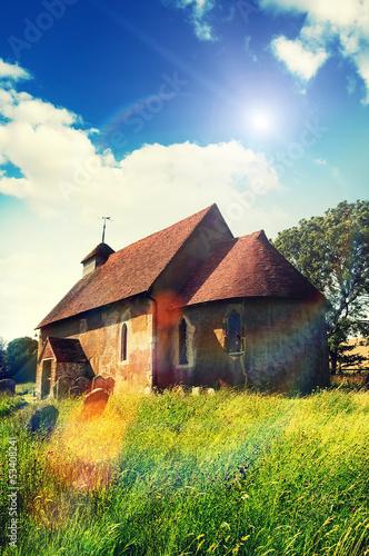 sunshine rural church