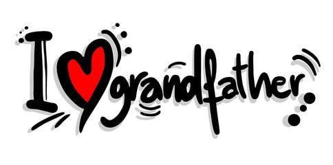 Love grandfather