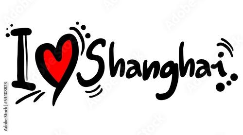 Love Shanghai