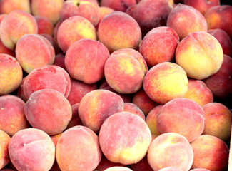 It is a lot of peaches