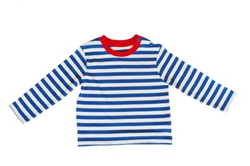 baby striped long sleeve t-shirt
