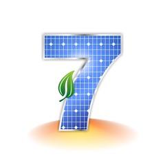 Solar Panel - number 7