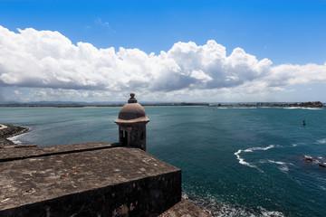 Watch Tower at El Morrow in San Juan