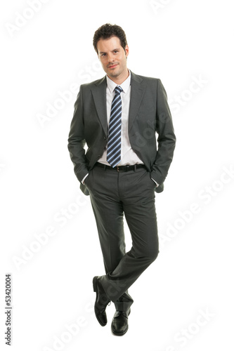 Cool Businessman