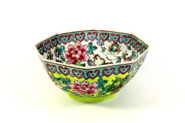 ciottola cnese in ceramica