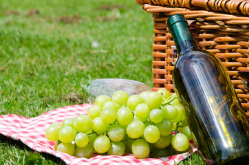 picknick mit alkohol