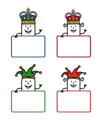 kingdom & labels
