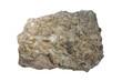 Leinwandbild Motiv Fossiliferous limestone