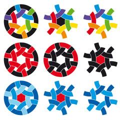 Logo nœud 5