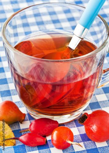 Hagebutten - Tee