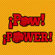 pow and power