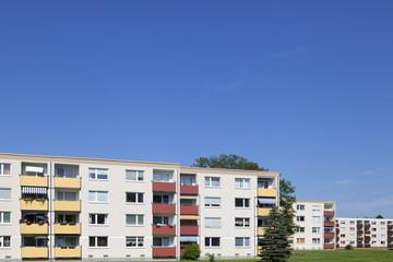 Mehrfamilienhaus in Kiel, Deutschland