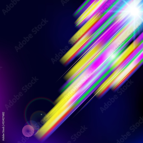 Abstract shiny technology trendy background.
