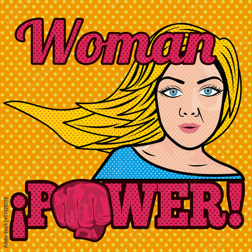 woman power comics