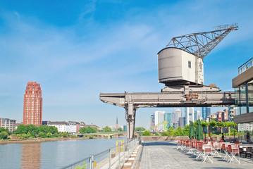 Alter Osthafen, neue Nutzung