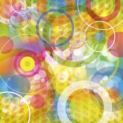 cheerful circles
