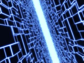 electric passageway