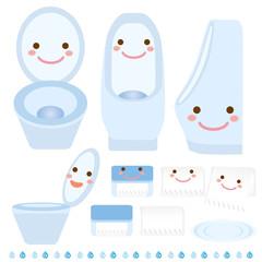 かわいい トイレ 小便器