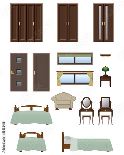 Bedroom furniture / Type2