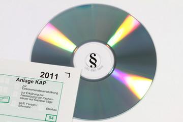 Steuerdaten-CD