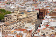 City of Seville Cityscape in Spain