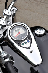 Motorcycle Detail