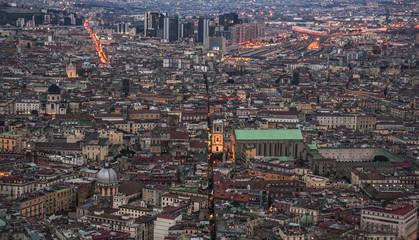 Naples downtown