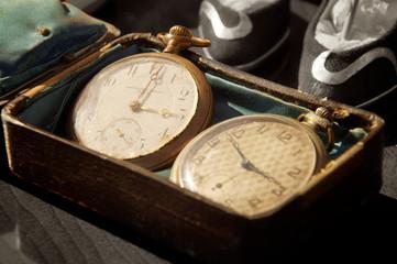 antique Taschenuhren