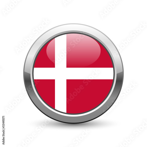 Danish flag icon web button