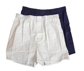 man's underwear isolated